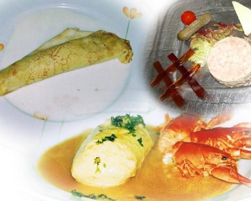 Auberge du Grand Ronjon : spécialités bressanes